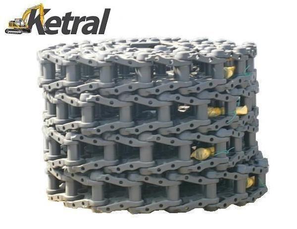 DCF track - chain - ketten - łańcuch track chain for CATERPILLAR 312 excavator