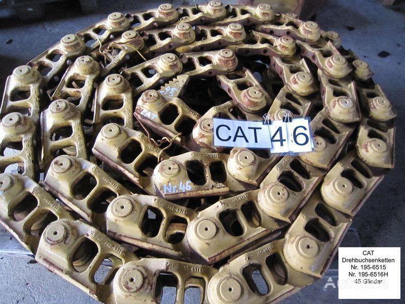 CATERPILLAR Kette /( Drehbuchsen) und Bodenplatten track chain for CATERPILLAR D6 bulldozer