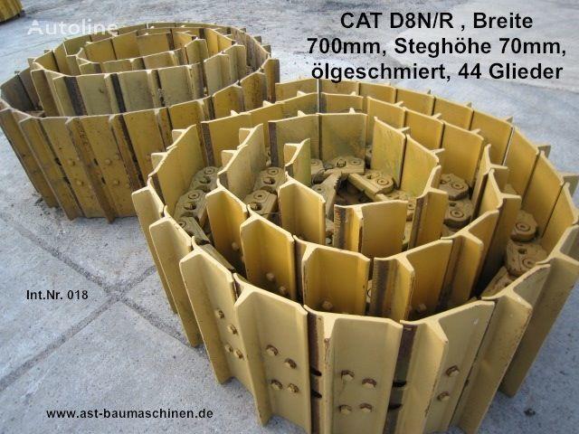 CATERPILLAR Kette mit Bodenplatten track chain for CATERPILLAR D8N/R bulldozer