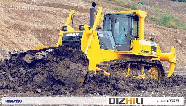 KOMATSU track chain for KOMATSU bulldozer
