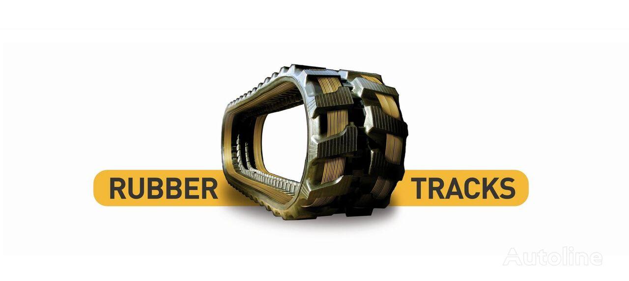 new KUBOTA rezinovye Zemmar track chain for KUBOTA mini digger