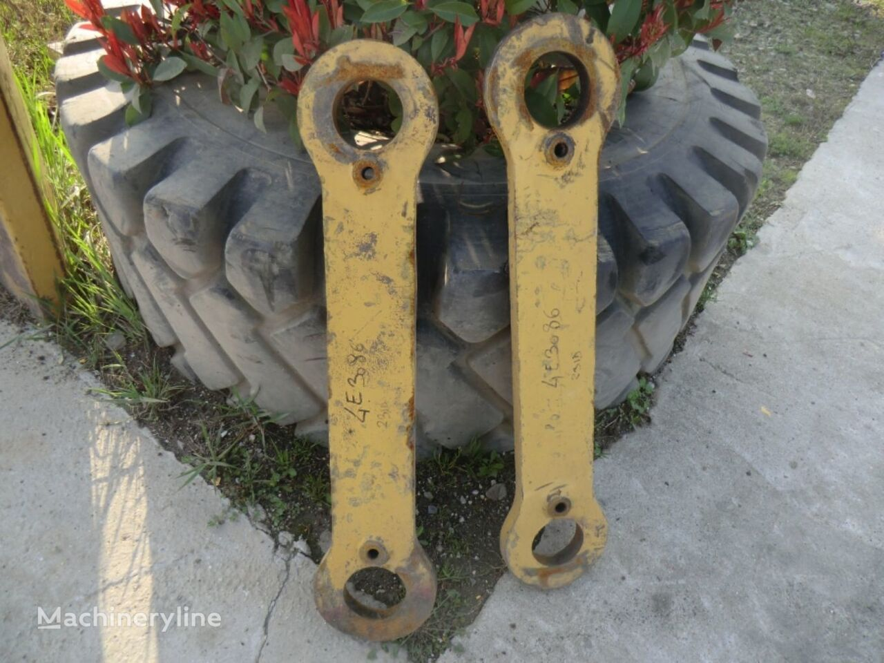 LINK AS 5WJ00065 track chain for CATERPILLAR 231D  excavator