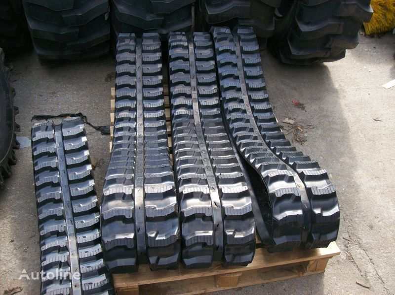 new Gąsienica gumowa 230x72x43 track chain for NEUSON 1200, 1202, 1302, 1400RD, 1402 mini digger