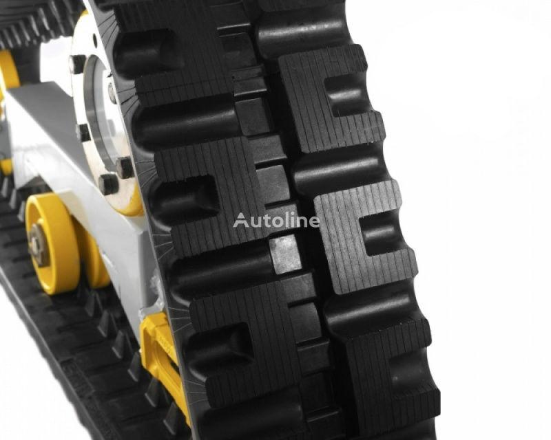 new PEL-JOB Rezinovaya ITR track chain for PEL-JOB EB150 mini excavator