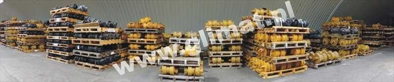 new HANOMAG track roller for HANOMAG D600 construction equipment