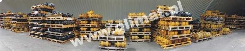 new track roller for HANOMAG D600 construction equipment