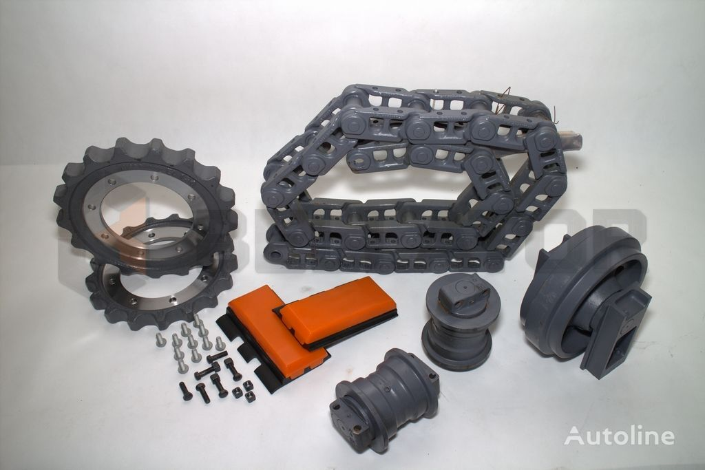 new Spare parts for all types of cold milling machines track shoe for WIRTGEN BOMAG, DYNAPAC, CAT asphalt milling machine