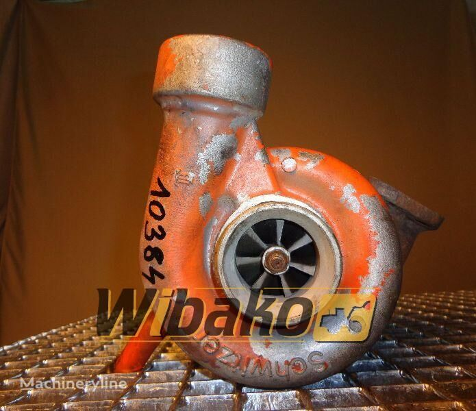 Turbocharger Schwitzer 20I9400139 turbocharger for 20I9400139 (4204493KZ) other construction equipment