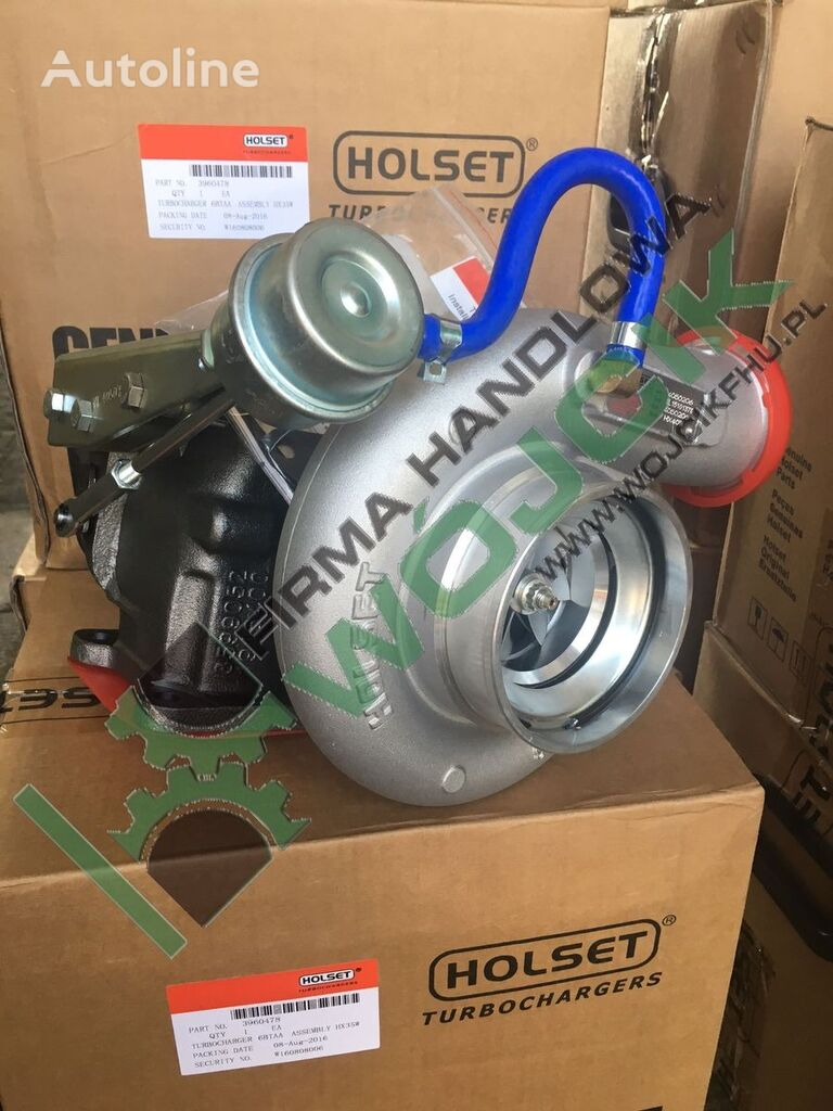 new CUMMINS Holset HX40W 4089740 (3599105) turbocharger for other construction machinery