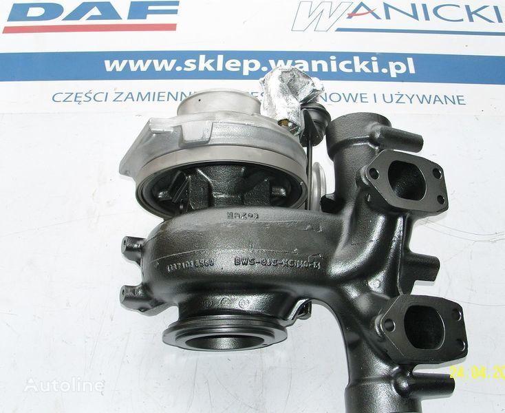 DAF TURBO TURBINA,REGENEROWANA, Turbocharger, EURO 5, turbocharger for DAF  XF 105, CF 85  tractor unit