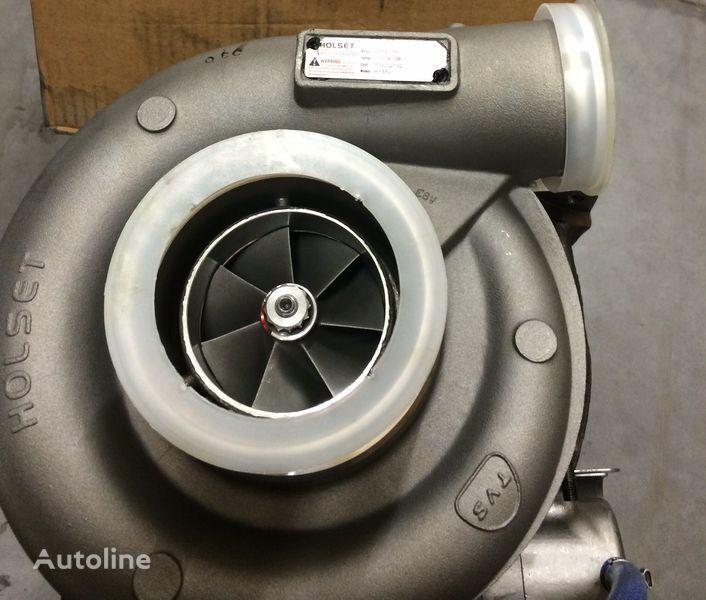 new IVECO turbocharger for IVECO CURSOR 10 tractor unit