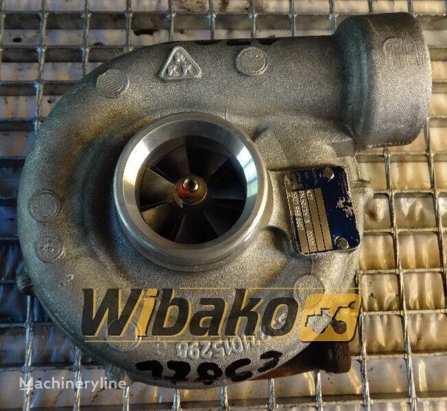KKK K27 turbocharger for 1611 other construction machinery
