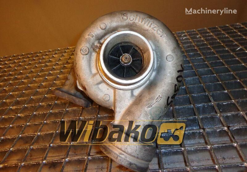 Turbocharger Schwitzer S2B148K turbocharger for S2B148K (19F06-0784) excavator