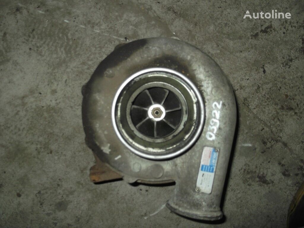turbocharger for SCANIA truck