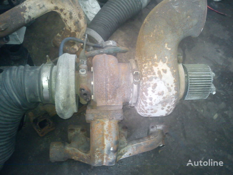 VOLVO Volvo HOLSET HX40M . HX40G turbocharger for VOLVO bus