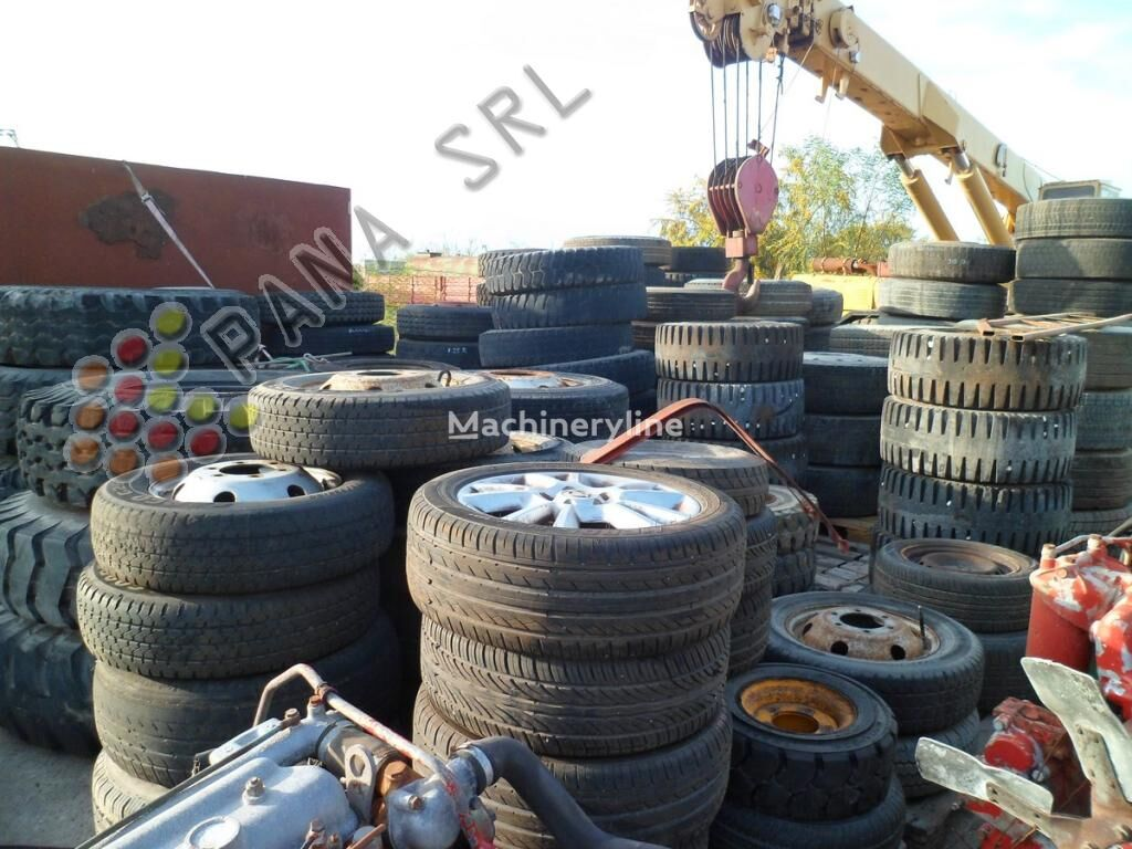 tyre for GOMME USATE VARIE  van