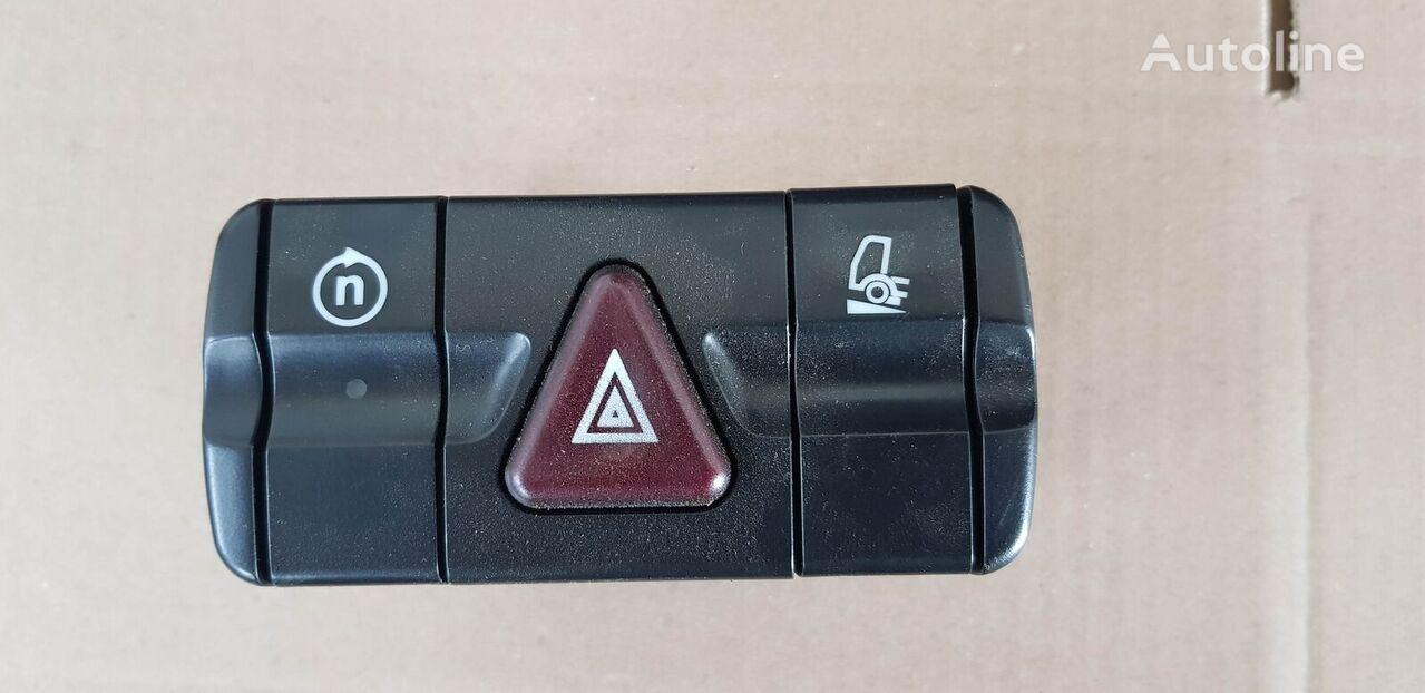 (A 943 446 0123) understeering switch for MERCEDES-BENZ ACTROS truck