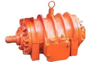 vacuum pump for GAZ KO-503V vacuum truck