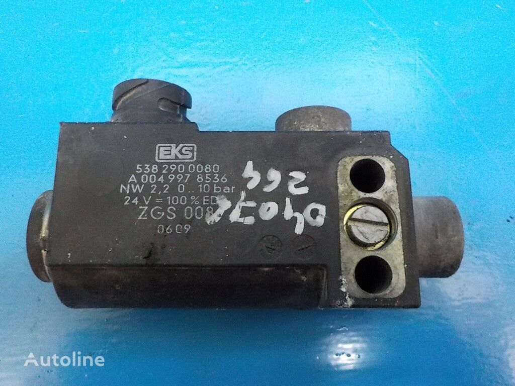 elektromagnitnyy,tormoznoy Mercedes Benz valve for truck