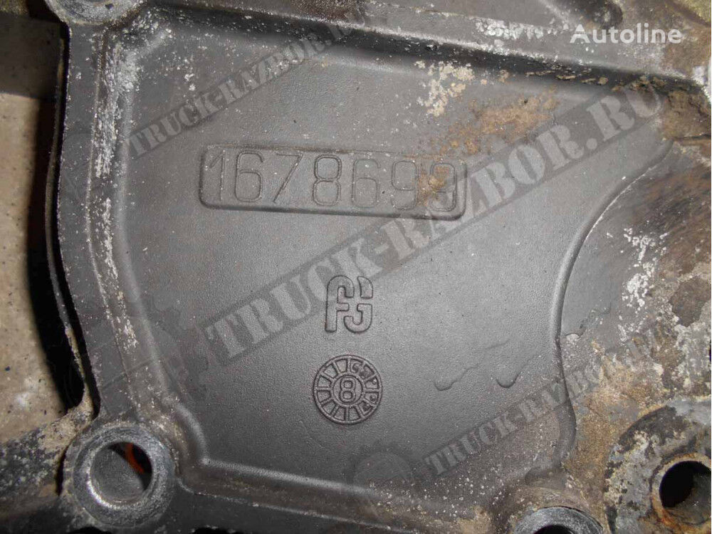 valve cover gasket for tractor unit