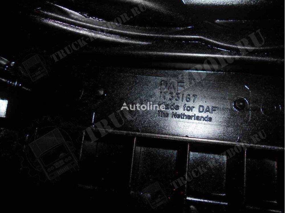 DAF valve cover for DAF tractor unit