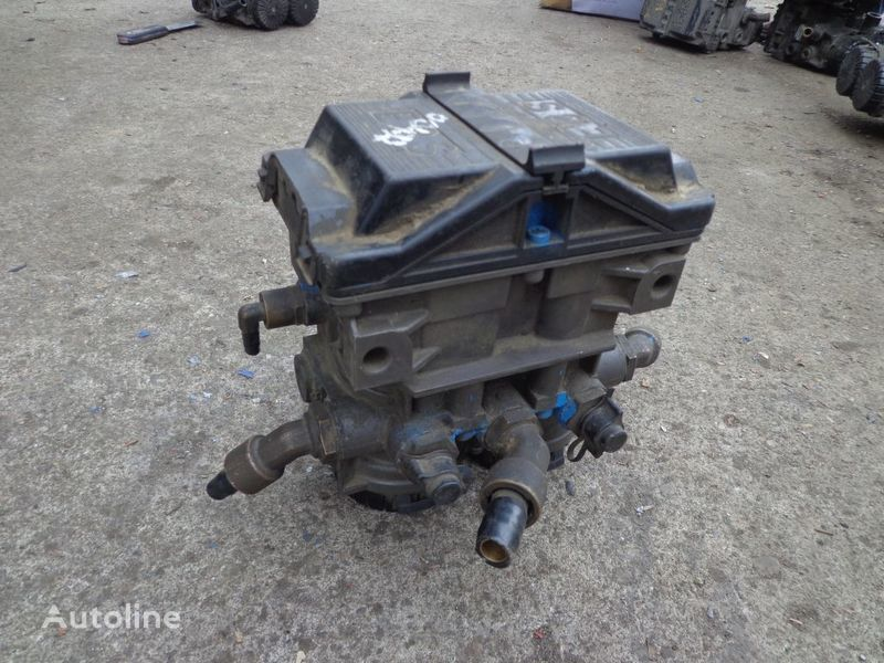 Bosch valve for tractor unit