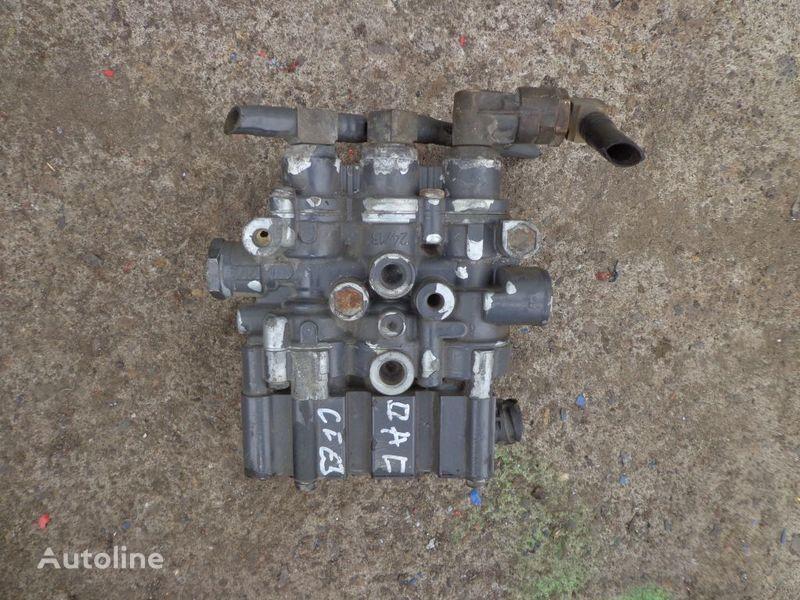 Wabco valve for DAF CF tractor unit