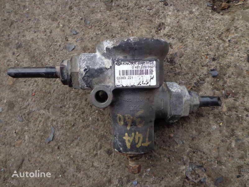 MAN Knorr-Bremse valve for MAN TGA truck