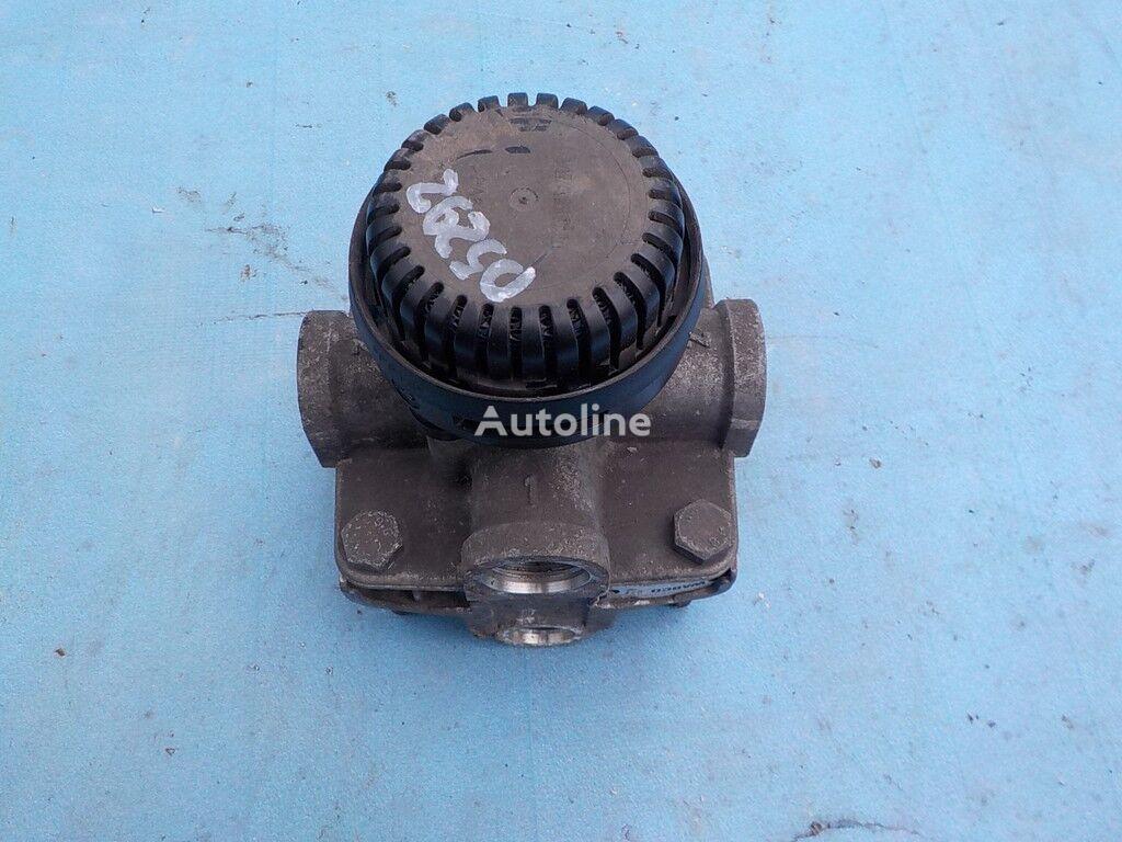 RENAULT uskoritelnyy,tormoznoy valve for RENAULT truck