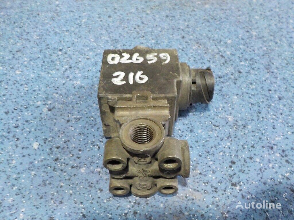Elektromagnitnyy valve for SCANIA truck