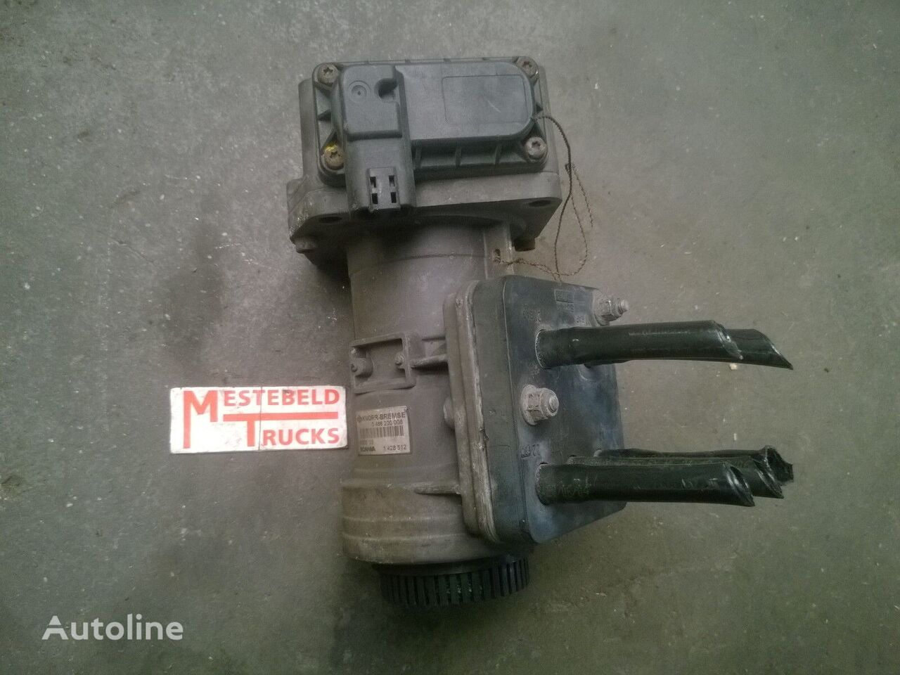 SCANIA valve for SCANIA Voetremventiel 4-serie tractor unit
