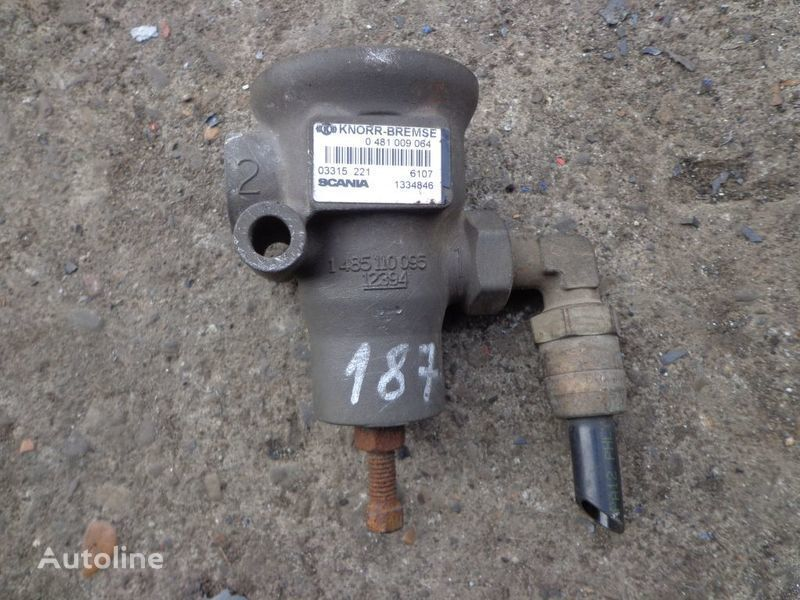 Knorr-Bremse valve for SCANIA 94 truck