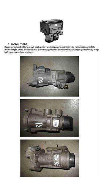 KNORR valve for VOLVO  IVECO RVI truck