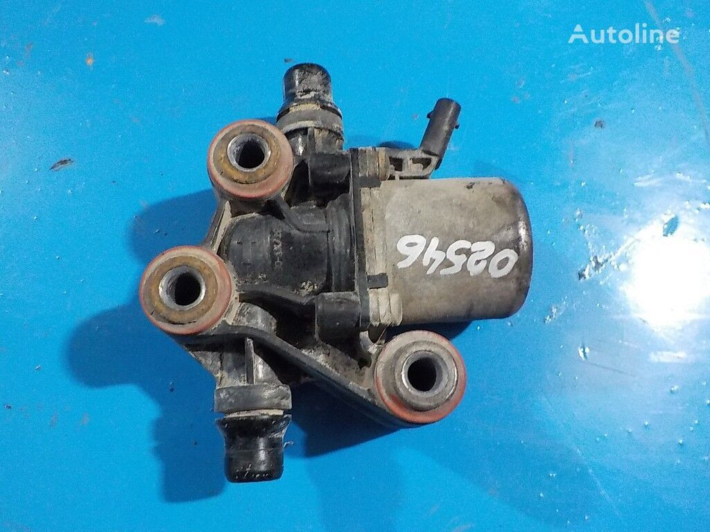 Magnitnyy MAN valve for truck