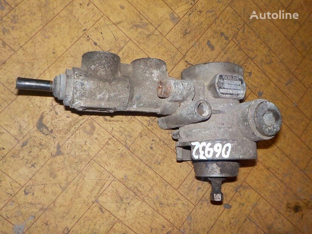 ogranicheniya davleniya Renault valve for truck