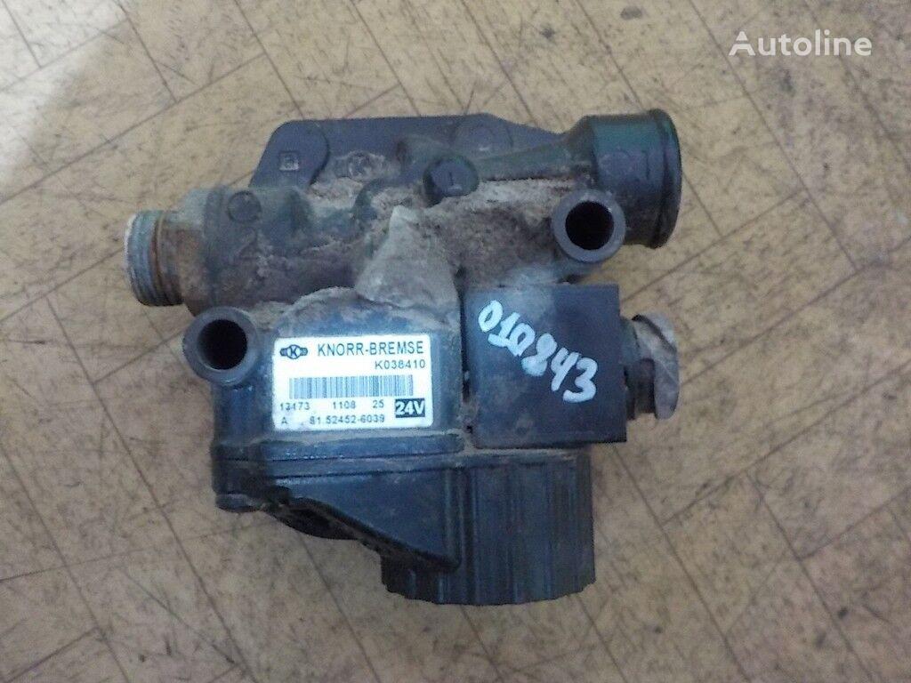 Regulirovochnyy ABS MAN valve for truck