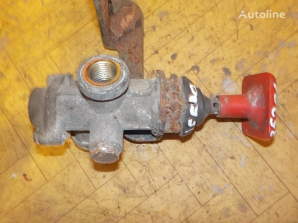 Vypusknoy klapan Renault valve for truck