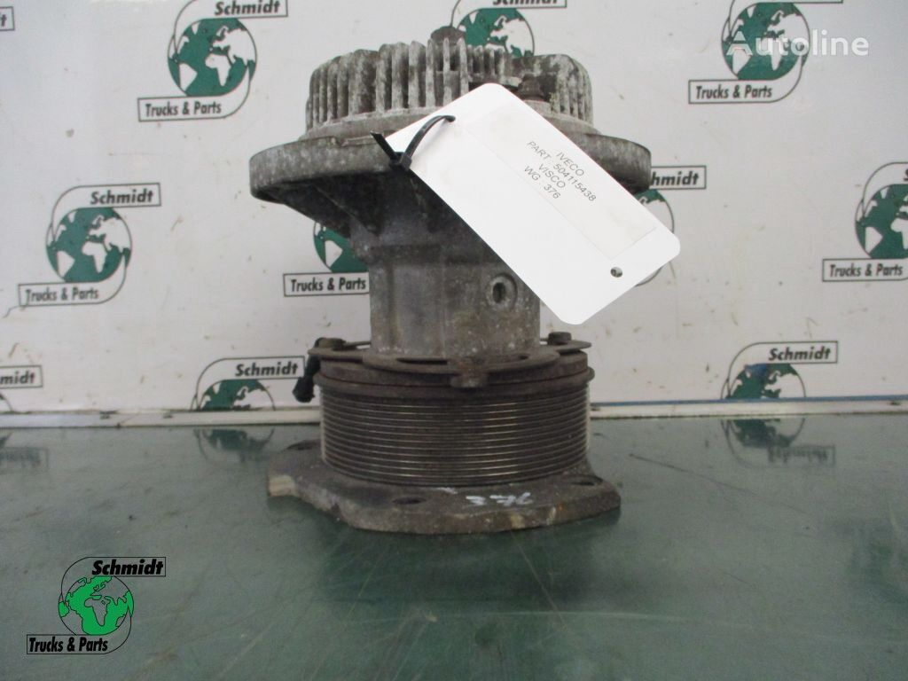(504115438) viscous coupling for IVECO truck