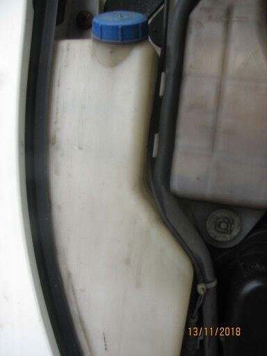 IVECO washer fluid tank for truck