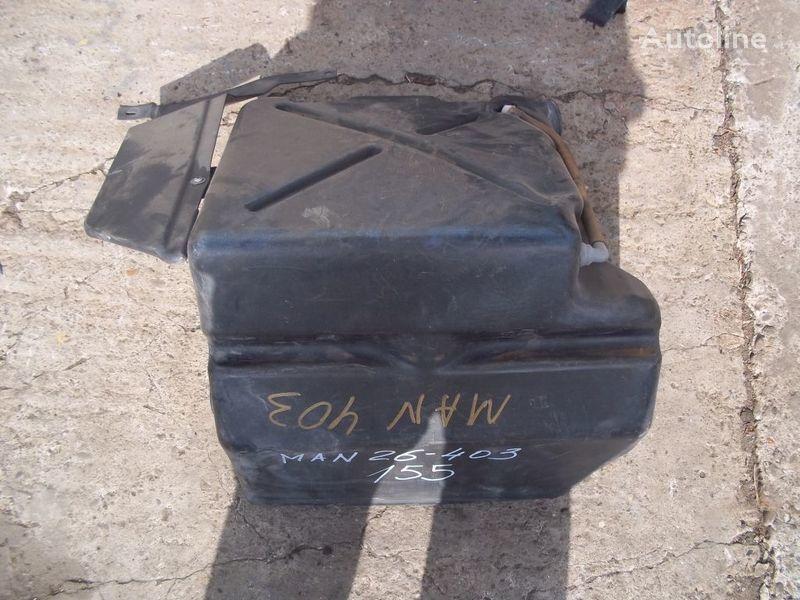 MAN washer fluid tank for MAN 19, 26, F2000 truck