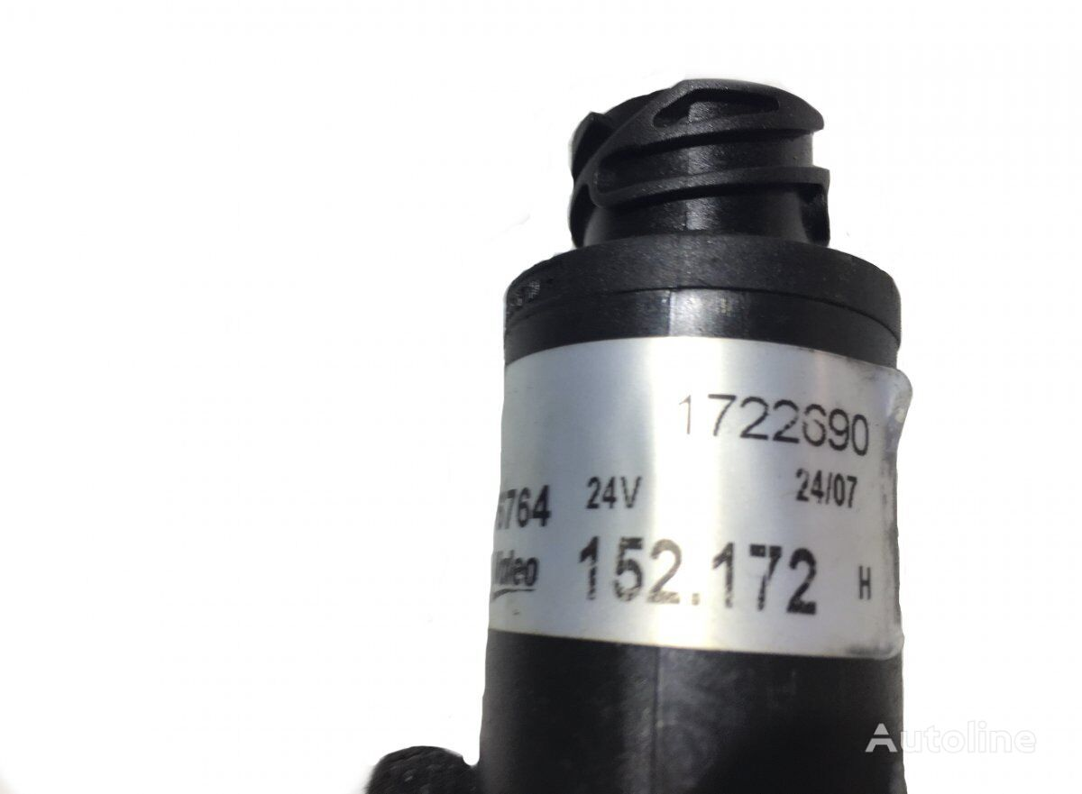 washer pump for SCANIA P G R T-series (2004-) tractor unit