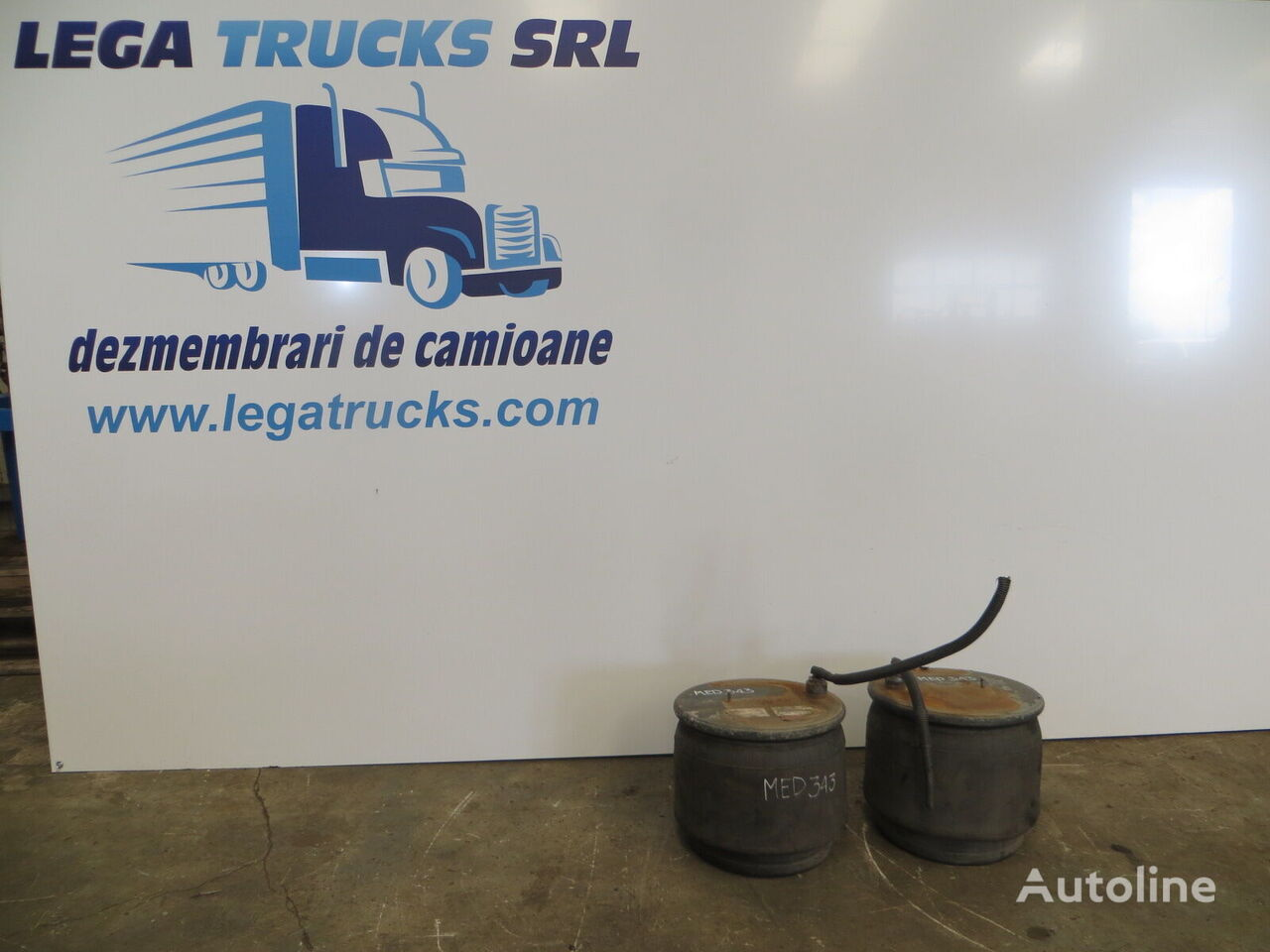 MERCEDES-BENZ POMPA SPALARE GEAM MERCEDES ACTROS washer pump for MERCEDES-BENZ ACTROS tractor unit