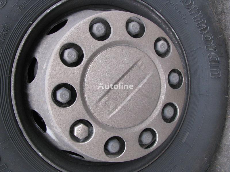 wheel disk for DAF tractor unit
