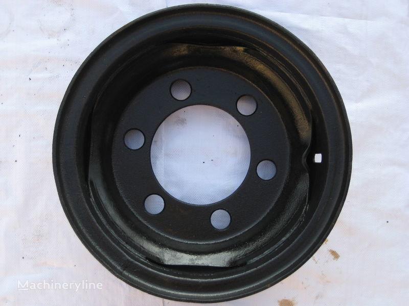 new LVOVSKII zadniy zavod avtopogruzchikov wheel disk for LVOVSKII material handling equipment