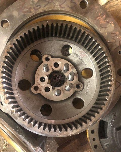 wheel hub for JCB 526-56  telehandler