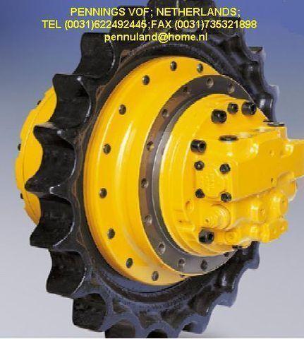 new all brands FINAL DRIVE,reducer,trackmotor,rupsmotor,eindaandrijving wheel hub for excavator