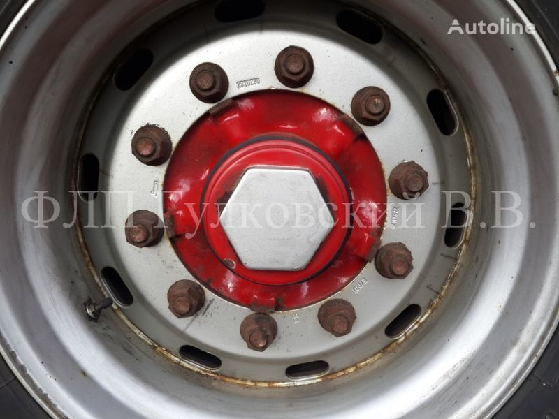 SMB b/u wheel hub for semi-trailer