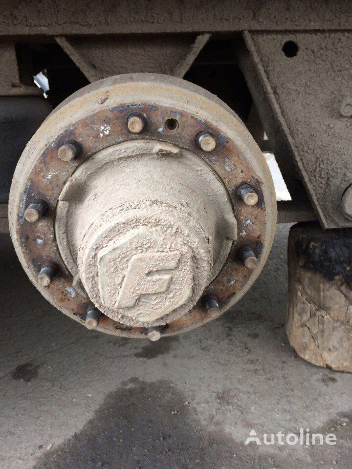 wheel hub for FRUEHAUF semi-trailer