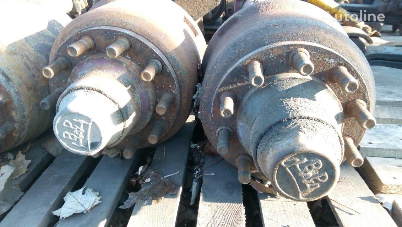 wheel hub for BPW 17,5 semi-trailer