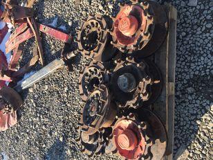 BPW ECO Plus 0327243140.0980107320 wheel hub for semi-trailer